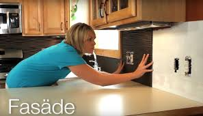 Fasade Kitchen Backsplash Panels What Are Fasade Panels Youtube