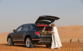 bentayga mulliner there u0027s a bentley suv built for falconry so grab your bird and