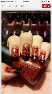 411 best halloween nail art images on pinterest halloween nail