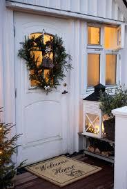 front door garland hanger best doors ideas porches porch