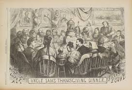 original thanksgiving dinner menu uncle sam u0027s thanksgiving dinner u2013 two coasts two perspectives
