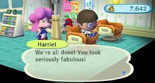 hair styles at the shoodle in animal crossing new leaf hair style guide animal crossing wiki fandom powered by wikia