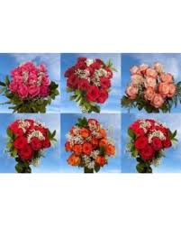 flowers express bargains on globalrose 3 dozen roses and 3 dozen assorted color