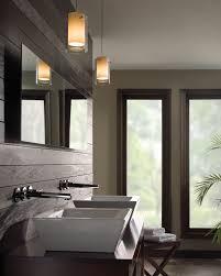 Ideas For Bathroom Vanity by Pendant Lighting For Bathroom Vanity Acehighwine Com