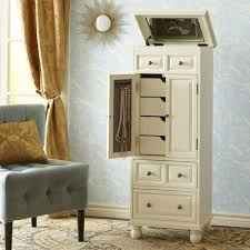 Pier One Mirror Jewelry Armoire Ashworth Antique White Jewelry Armoire Pier 1 Imports