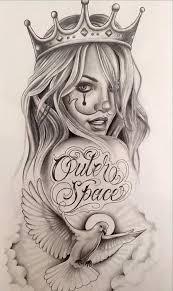 resultado de imagen para chicano tattoo dan desing pinterest