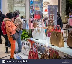 Macy S Herald Square Floor Plan by Shoppers Macys Department Store Fashion Stock Photos U0026 Shoppers