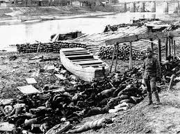 Six Flags Decapitation Of Nanking Nanking China Before The Massacre In 1928 The