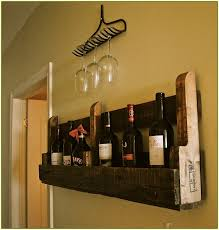 homemade wine rack home design ideas