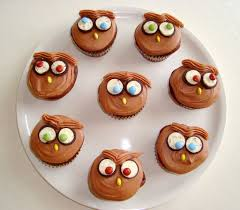 owl oreo cupcakes sour cream chocolate cupcakes with cream u2026 flickr
