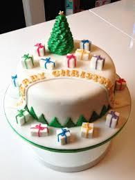 christmas cake 2013 the fondant fancy