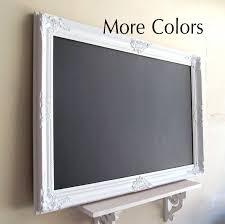 Decorative Chalkboard For Kitchen Large Wedding Chalkboard For Sale Wedding Signage Sign White