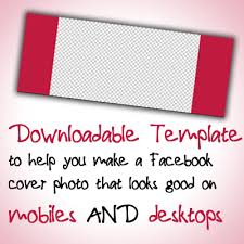 cover photo template facebook this template to make a facebook cover photo that looks good on