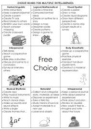 the sweet life of third grade differentiated instruction choice