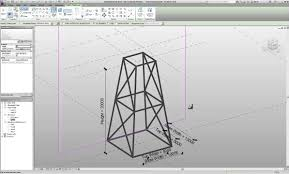 revit from massing to a structural steel frame youtube