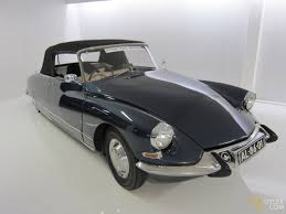 classic citroen classic 1963 citroen ds id 19 cabriolet roadster for sale 2524