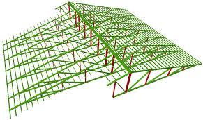 Common Projeto estrutura metálica - Aio @XZ35