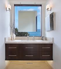 bathroom flair bathroom mirrors contemporary lighting bars top