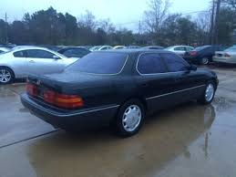 lexus gs300 for sale houston texas 1993 used lexus ls 400 at car guys serving houston tx iid 14579987
