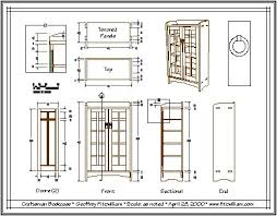 Free Woodworking Plans Pdf Files by Furniture Drawings In Autocad Plans Diy Free Download Flat File