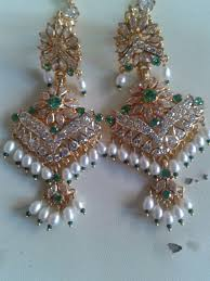 rajputi earrings gold ear rings design culture of rajasthan