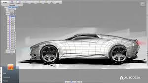 auto designen autodesk car design