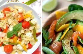recettes de cuisine originales dix recettes de salades originales qui sentent bon l été