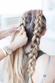 master these double dutch braids in 3 steps u0026 less than 5 minutes