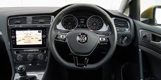 volkswagen golf review carwow