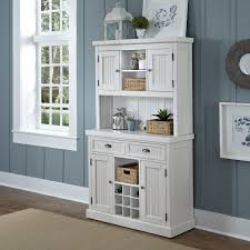 white hutch furniture for kitchen with cape cod cabinet doors