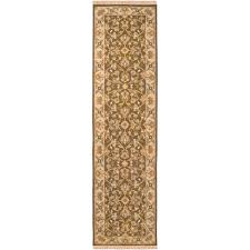 Indo Oushak Rug Hand Knotted Runner Rugs Shop The Best Deals For Oct 2017