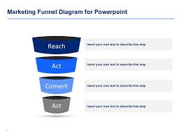 16 best powerpoint funnel diagram templates images on pinterest