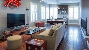 luxury game room decorating ideas living room
