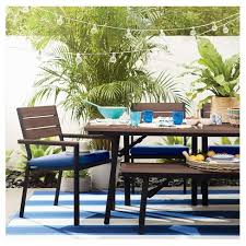 target folding patio table mantega faux wood folding patio dining table project 62 target