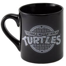 teenage mutant ninja turtles coffee mug cartoon character mugs