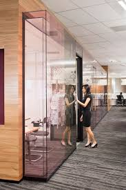Office Interior Designers by American Express Singapore By Geyer Interior Design Office