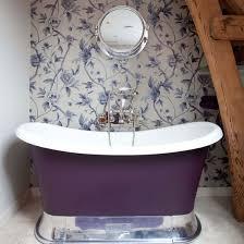 Purple And Gray Bathroom - 33 cool purple bathroom design ideas digsdigs