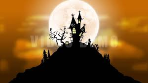 animated halloween desktop background halloween motion background animation loop youtube