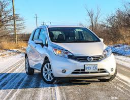 nissan versa reviews 2016 2016 nissan versa note sl review doubleclutch ca