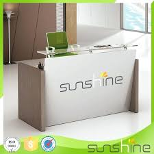Used Salon Reception Desk Desk Modern White Color Small Cheap Reception Desk Cheap Salon