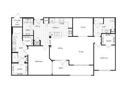 2 bedroom 2 bath house plans creative plain 2 bedroom floor plans two bedroom apartment floor