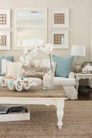 beach cottage living room decor house design ideas