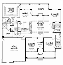 5 bedroom house plans 1 story beautiful 1 story house plans best of floor plan a e story house