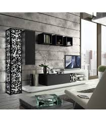 sabes cuanta gente se presenta en mueble salon ikea mueble de salón de estilo moderno lacado en blanco en y negro