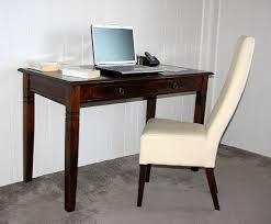 Computertisch Schreibtisch 130x80x64cm 2 Schubladen Pappel Massiv
