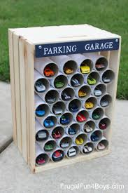 Woodworking Plans Toy Garage by