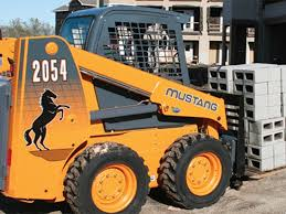 mustang bobcat mustang 2054 loaders for sale
