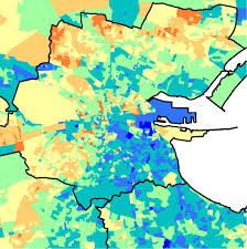 Map Ireland Maps Trutz Haase