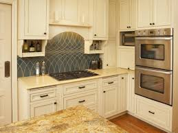 Backsplash For Kitchen Walls Unique Kitchen Backsplash Yellow Walls Trendy Photo In San To