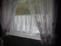 Curtains 46 Inches Pretty Net Curtains 106 Inches Wide 46 Inch Drop At